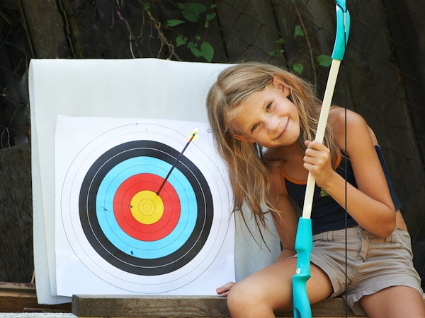 Childrens Archery Ipswich