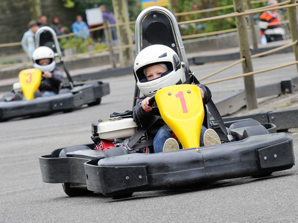 Childrens Karting Newmarket, Suffolk