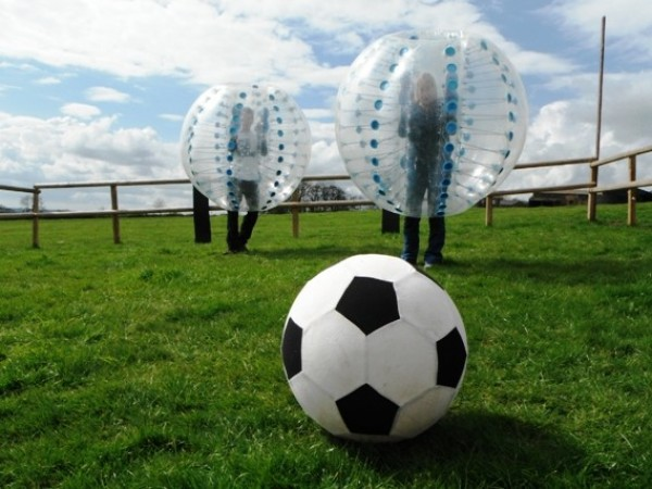 Childrens Bubble Football Penrith, Cumbria