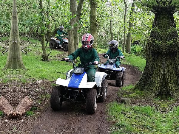 Childrens Quad Biking Market Harborough, Leicestershire