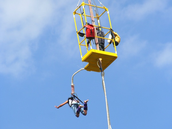 Childrens Bungee Jumping Middlesbrough